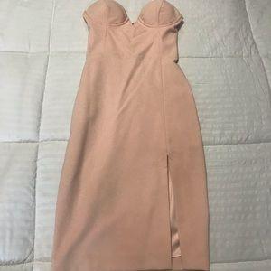 Dusty Pink Dress (Size 00)